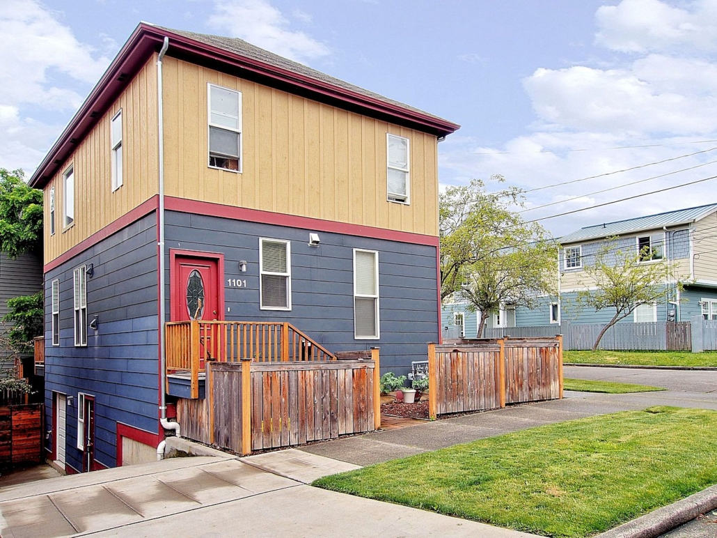 2819 S Norman St   Seattle
