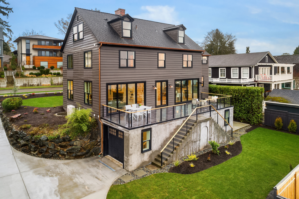 The Cascadia Restoration Design Project - Greater Seattle ... on Cascadia Outdoor Living Spaces id=11246