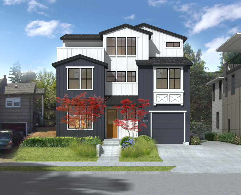 6915 55th Ave S | Seattle